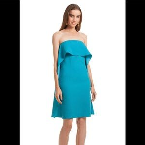 Trina Turk // strapless dress